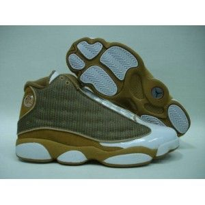 info for 52ec8 7cfa8 Air Jordan 13 Retro grey white wheats in 2019 | shoes i want ...