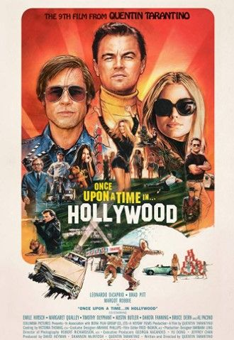 【🥇】Гледате Once Upon a Time in Hollywood 2019 Full филми филм ( HD-1080p )
