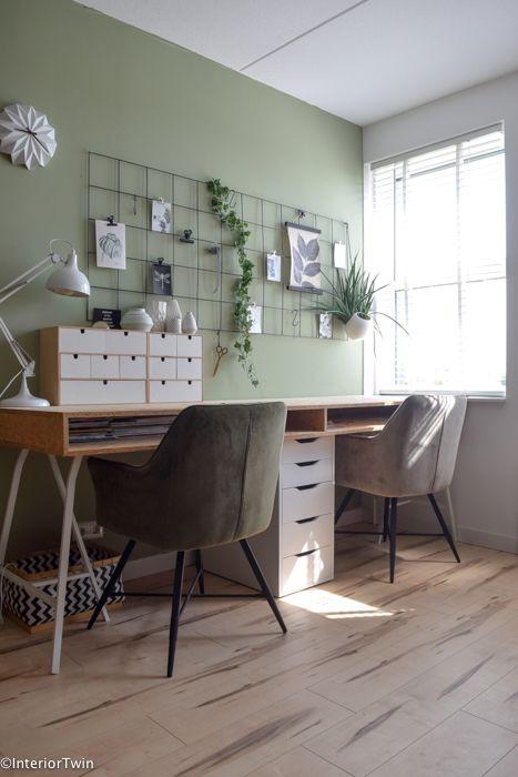 Ideeen Inrichting Studeerkamer.Inspiratie En Ideeen 5 X Jaloezieen In Huis Werkkamer