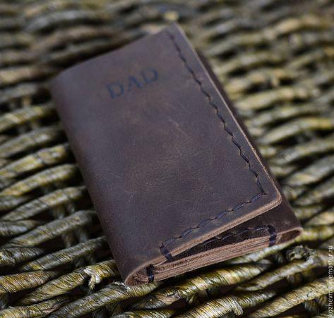 33fde68b1f55 Купить Оригинальный кошелек, портмоне. Ручная работа, Manual work of  authorsh - хаки
