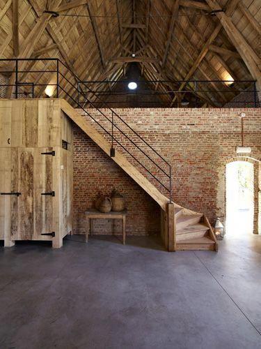 Top Understandings For 2018 On Sophisticated No Bs Woodworking Projects Man Cave In 2020 Ziegelsteine Scheune Wohnen Haus