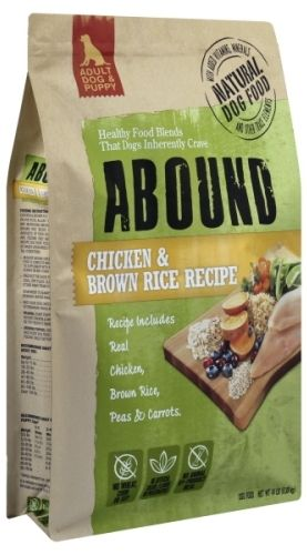 Abound Chicken And Rice Dog Food Recalled From Harris Teeter