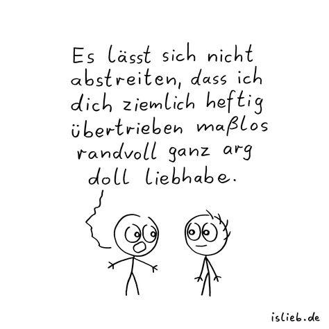 Statement. Is lieb? | #liebe #liebhaben #niedlich #süß #islieb