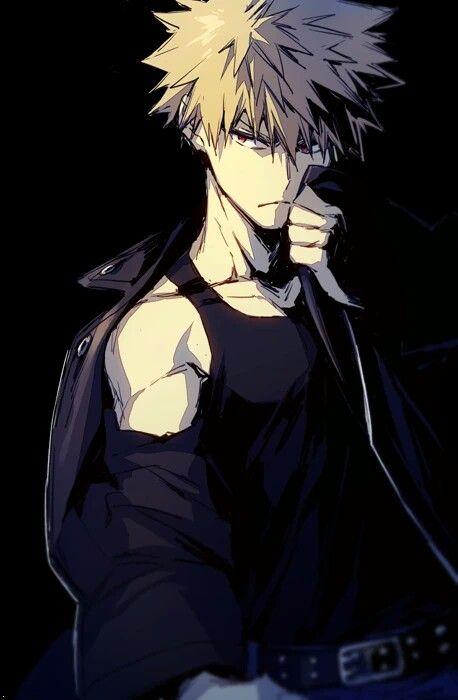 Bakugou Hot Anime Guys My Hero Academia Manga Anime Guys