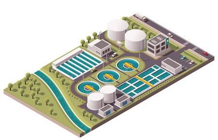 Pin By Quintin Bayorgeon On Minecraft City Water Treatment Plant