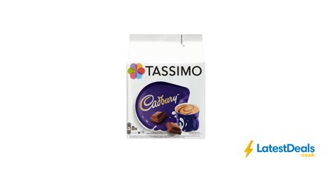 Tassimo Mix And Match Coffee Pods 3 For 1000 At Asda