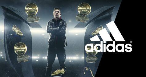 Mojado Magistrado Duplicar  Leo Messi -- There Will Be Haters -- adidas Football | Messi, Lionel messi,  Adidas football