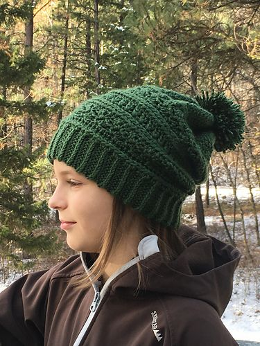 cbb4369f3 List of Pinterest slouch hats knitted ravelry images   slouch hats ...