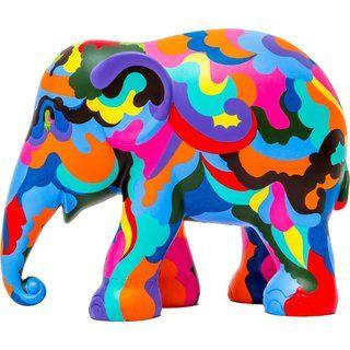Elephant Parade Yin Yang Asiatischer Elefant Elefanten Elefant