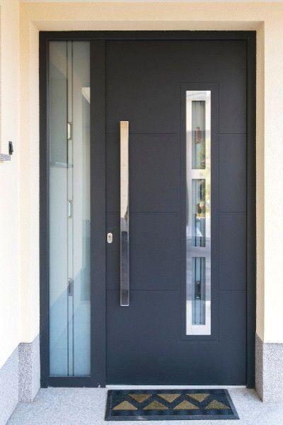 27 Stunning Exterior Door Design Ideas Contemporary Front Doors Exterior Door Designs Front Door Design