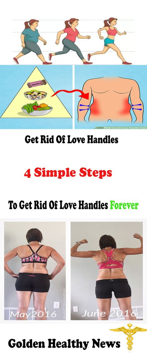Get Rid Of Love Handles 4 Simple Steps To Get Rid Of Love Handles Forever