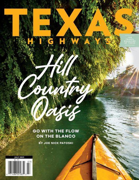 Texas Highways Magazine Subscription (Digital) (12 Issues)