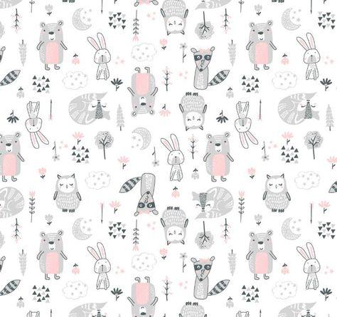 Cute Nursery Baby Blanket