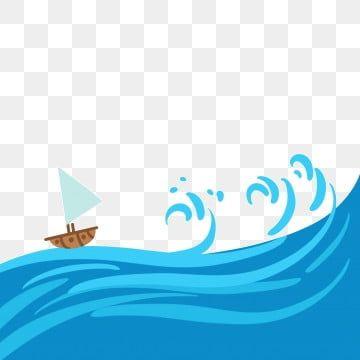 Gambar Gelombang Air Laut Ombak Besar Kapal Ombak Besar Gelombang Layar Png Dan Psd Untuk Muat Turun Percuma Menggambar Kapal Gelombang Lautan
