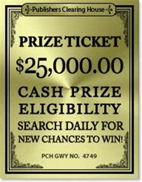 Pch Search And Win