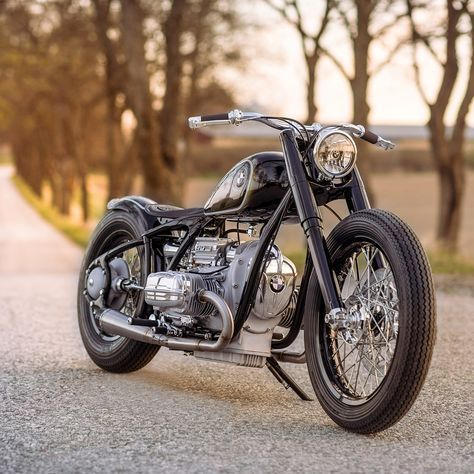 Vintage Meets Custom The Bmw Motorrad R5 Hommage With Images