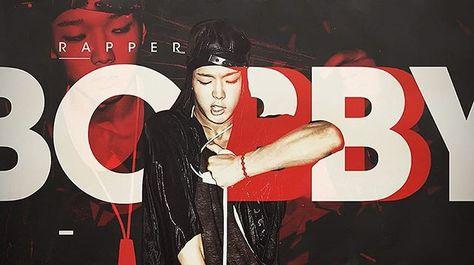 Rapper Bobby . . . . . . . . . . #ikon #junhoe #june #junhwe #아이콘 #hanbin #bobby #jinhwan #chanwoo #donghyuk #yunhyeong  #바비 #비아이 #doubleb #bi #junbob  C: owner