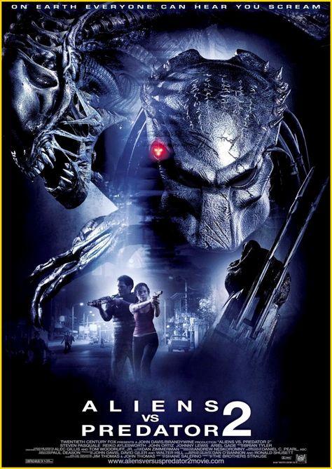 Alien Vs Predator 2 Avpr Alien Vs Predator Requiem Predatore