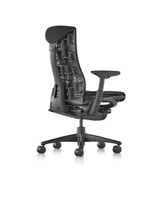 Herman Miller Embody Chair Embody Chair Chair Dining Chairs