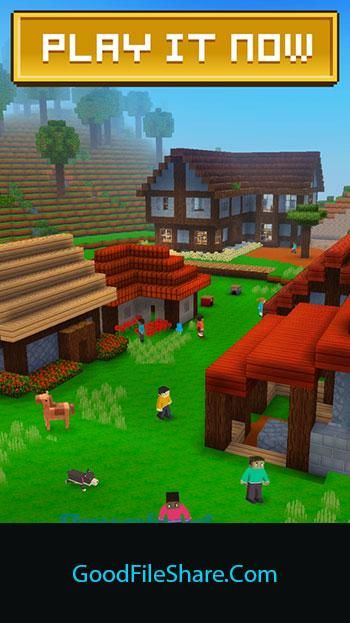 Download Block Craft 3d For Android Apk In 2020 With Images Block Craft Building Games Fun Games