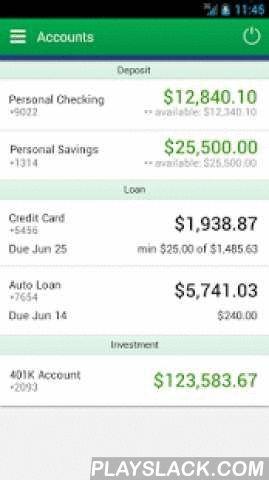 KleinBank Mobile Banking Android App - playslack com