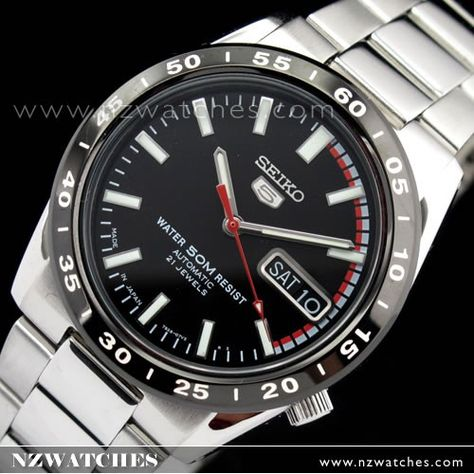 SEIKO Watches - Buy Seiko 5 Sports Men's Automatic Watch SNKE09J1 SNKE09 Japan - Compare prices of other SEIKO watches now at NZwatches.com - Watches for you.