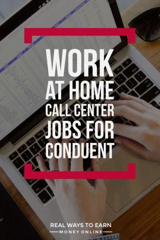 Overview Of Conduent Work From Home Call Center Jobs Make Money Writing Work From Home Jobs Working From Home