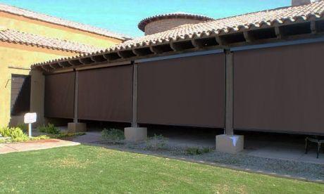 Outdoor Patio Shades