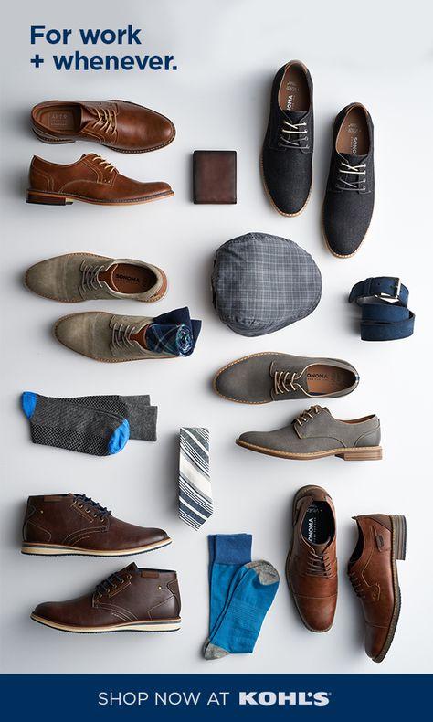 Mens fashion shoes
