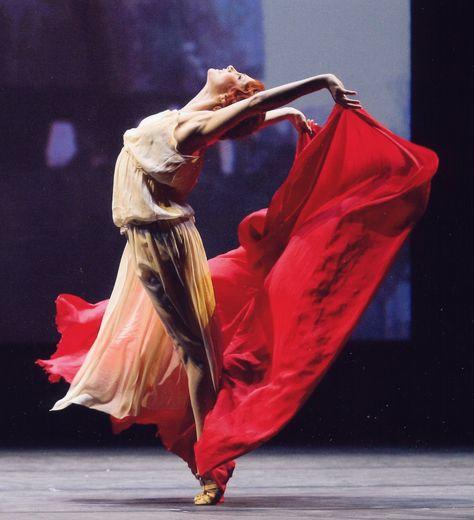 Tamara Rojo como Isadora