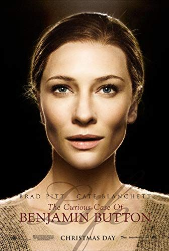 The Curious Case Of Benjamin Button 2008 Cate Blanchett Curious Case Of Benjamin Button The Curious Case Of Benjamin Button Benjamin Button Movie
