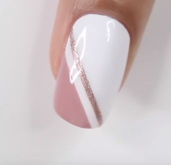 Pin On Simple Nails