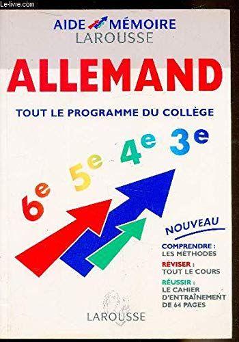 After 2 Pdf Telecharger Allemand Tout Le Programme Du College Pdf Ebook En Ligne 2038004722 Francoise Mirabel S Telechargement Listes De Lecture Programme