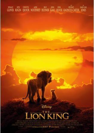 Download The Lion King 2019 Hdcam 300mb Hindi Dual Audio 480p Lion King Poster Lion King Movie Watch The Lion King