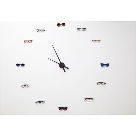 Clock Glasses MÓ