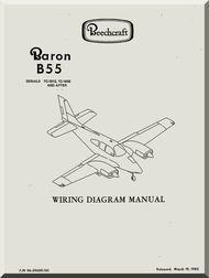 c946f3a13c5f4342e39fd032d4413fc3 beechcraft baron b 55 aircraft wiring diagram manual aircraft  at crackthecode.co