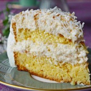 Omas Geniale Raffaello Torte Mit Eierlikor Rezept Kuchen Rezepte Raffaello Torte Torten