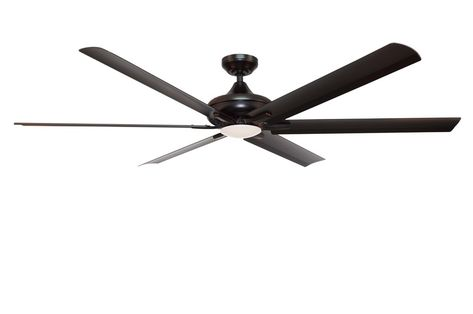 70 Ayling 6 Blade Ceiling Fan With Remote Light Kit Included