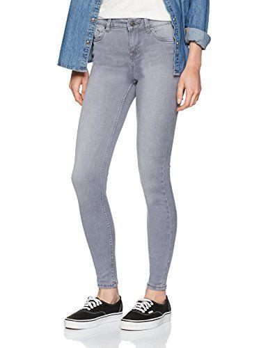 9ea4da6f2d New Look Women's 5532481 Skinny Jeans Grey (Mid Grey) W26/L32 (Manufacturer  Size:8L32)