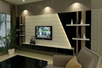 Modern Tv Cabinets Designs 2018 2019 For Living Room Interior Walls Decoracion De Interiores Salas Pared De Entretenimiento Diseno De Interiores Salas