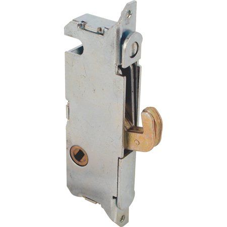 Mortise Lock 3 11 16 In Steel 45 Degree Keyway Round Faceplate Spring Loaded Size 3 11 16 Inch Multicolor In 2020 Sliding Glass Door Sliding Doors Balcony