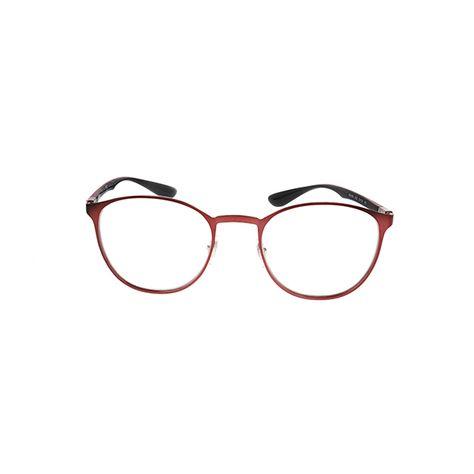 5c15fa192fcc0 Ray-Ban RX6355 Brushed Bordo 2922 - Unisex Prescription Eyeglasses for men  and women