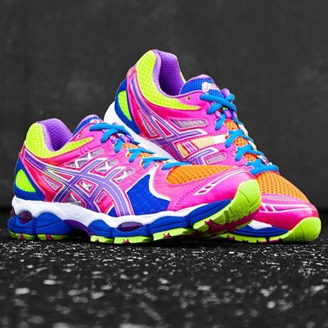 Chad got me new running shoes!:) yippee! ASICS GEL-Nimbus® 14 Lady Lite…