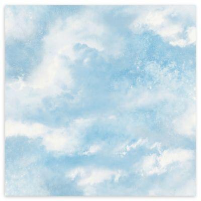Arthouse Diamond Galaxy Wallpaper In Blue Blue Glitter Wallpaper Blue Wallpapers Blue Sky Wallpaper