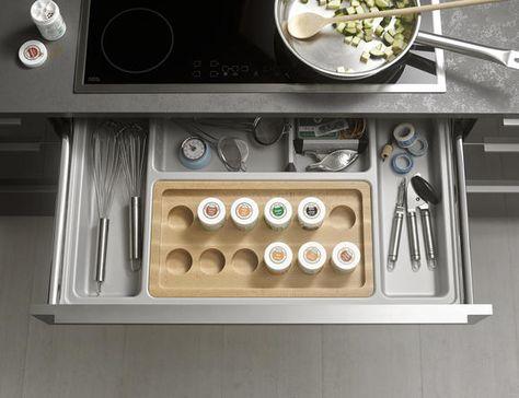 Ideal K chenideen moderne Inspirationen nolte kuechen de K che Pinterest Kitchens