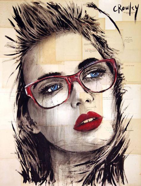 """Saatchi Art Artist darren crowley; Painting, """"its been so long"""" #art"""