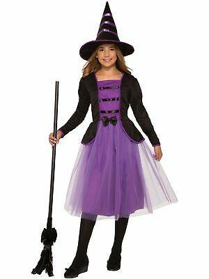 Forum Novelties Girls Perfectly Pretty Stella Witch Costume