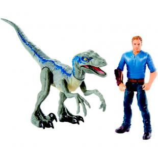 Jurassic World Fallen Kingdom Action Figure Dinosaur Trainer Owen
