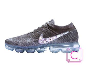 a00601306297c Women's Nike® Air Vapormax Flyknit w/SWAROVSKI® Crystals - Swarovski ...