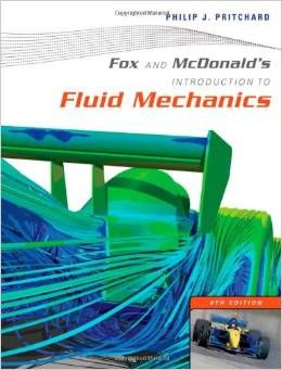 Solution Manual Fox and McDonalds Introduction to Fluid Mechanics